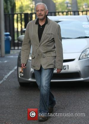 David Essex celebrities outside the ITV studios London, England - 28.09.11