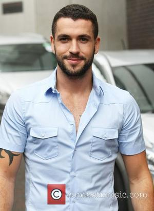 Shayne Ward at the ITV studios London, England - 29.07.11