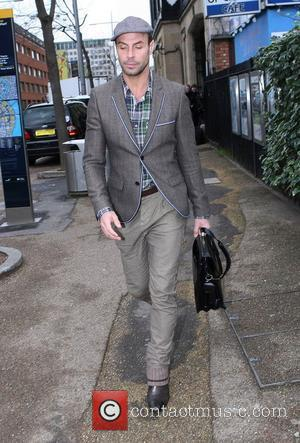 Jason Gardiner at the ITV studios London, England - 15.02.11