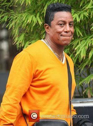 Jermaine Jackson at the ITV studios London, England - 15.09.11