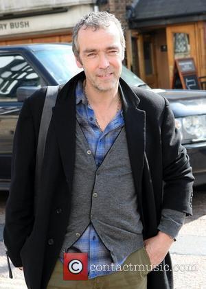 John Hannah outside the ITV studios  London, England - 21.03.11