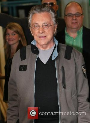 Frankie Valli celebrities outside the ITV Studios London, England - 26.05.11