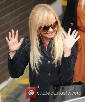 Emma Bunton Stunned By David Walliams' Baby Spice Look
