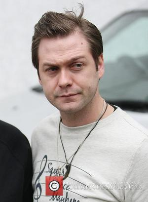 Tom Meighan Celebrities at the ITV studios London, England - 22.09.11