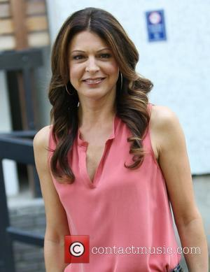 Jane Leeves at the ITV studios London, England - 25.05.11