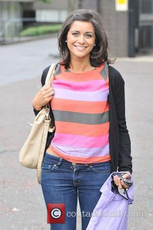 Lucy Verasamy at the ITV studios London, England - 11.05.11