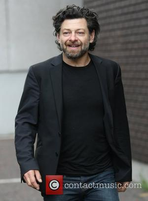 Andy Serkis outside the ITV studios London, England - 04.07.11