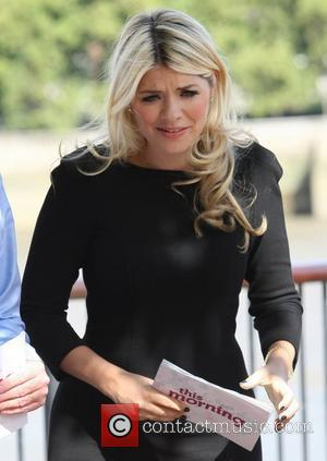 Holly Willoughby and Itv Studios