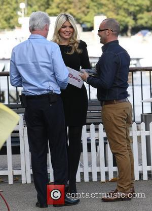 Phillip Schofield, Holly Willoughby, Louie Spence and Itv Studios