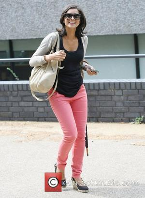 Lucy Verasamy at the ITV studios London, England - 09.06.11