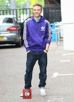 Jack P. Shepherd at the ITV studios London, England - 31.05.11