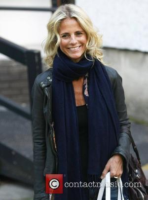 Ulrika Jonsson at the ITV studios London, England - 14.09.11
