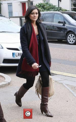 Lucy Verasamy at the ITV studios London, England - 15.03.11