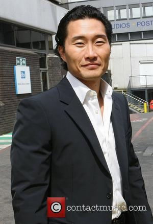 Daniel Dae Kim at the ITV studios London, England - 05.07.11