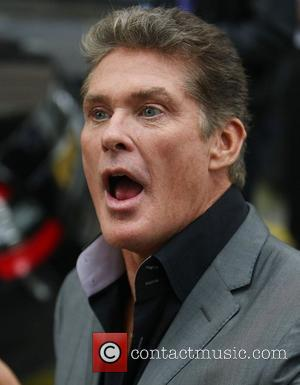 David Hasselhoff's Girlfriend Hospitalised