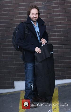 Alfie Boe at the ITV Studios  London, England - 03.02.11