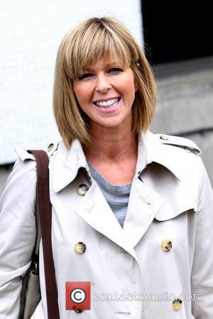 Kate Garraway outside the ITV studios  London, England - 14.03.11
