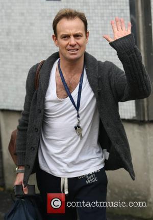 Jason Donovan at the ITV studios London, England - 22.11.11