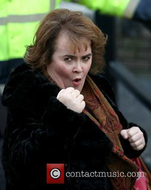 Susan Boyle 'Upset' On Australia Flight