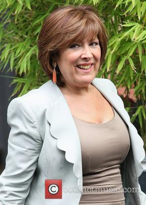 Lynda Bellingham at the ITV studios London, England - 05.07.11