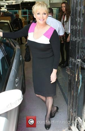 Cheryl Baker outside at the ITV studios London, England - 03.06.11