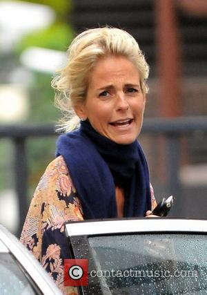 Ulrika Jonsson at the ITV studios London, England - 06.09.11