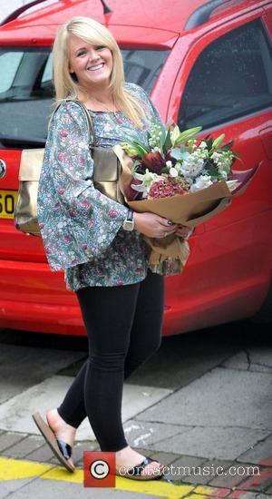 Sally Lindsay at the ITV studios London, England - 06.09.11