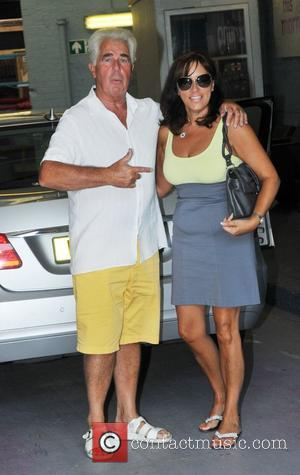 Max Clifford and Jo Westwood at the ITV studios London, England - 27.06.11