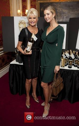 Ivana Trump and Ivanka Trump Ivana Living Legend Wine Collection launch at Ten East 64th Street  New York City,...