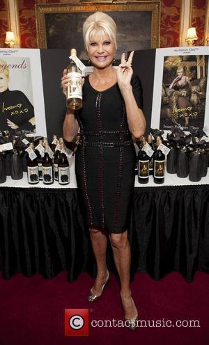 Ivana Trump Ivana Living Legend Wine Collection launch at Ten East 64th Street  New York City, USA - 18.10.11