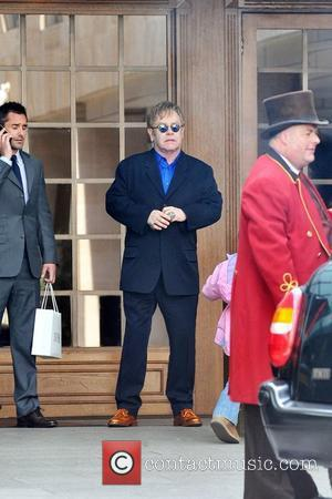 Sir Elton John Sues Over Unpaid Charity Auction Bid