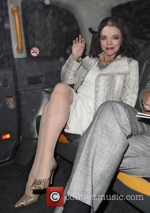 Joan Collins Banished Agonising Botox