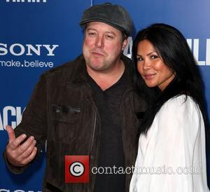 Actor Gary Valentine (L) Los Angeles premiere of 'Jack And Jill' held at Regency Village Theatre Westwood, California - 06.11.11