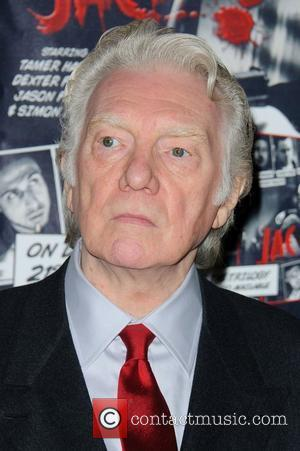 Alan Ford at the Gala Preview of 'Jack Falls' held at the May Fair Hotel. London, England - 14.03.11
