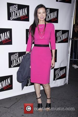 Wendi Deng Murdoch  Opening night of 'Hugh Jackman, Back On Broadway' at the Broadhurst Theatre - Arrivals.  New...