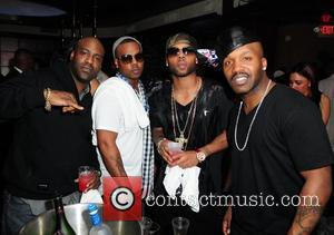 Jagged Edge  Jagged Edge new single release party for 'Baby' at Cafe Iguana Pembroke Pines, Florida - 14.02.11