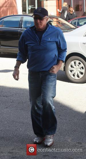 James Caan arriving at a medical building in Beverly Hills. Los Angeles, California- 17.02.11