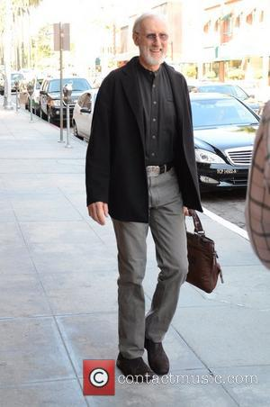 James Cromwell out and about in Beverly HIlls Los Angeles, California - 08.11.11