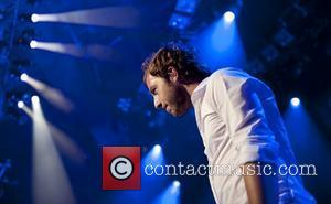 James Morrison  performing live at the Camden Roundhouse as part of the iTunes Festival  London, England - 30.07.11