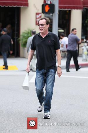 James Woods  out running errands in Beverly Hills Los Angeles, California - 16.09.11