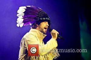 Jay Kay of Jamiroquai performs live at the O2  London, England - 15.04.11