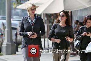 Glee and Jane Lynch