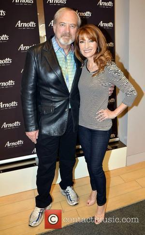 Jane Seymour and James Keach Jane Seymour unveils the Country Casuals collection at Arnotts. She also launched her son Johnny...