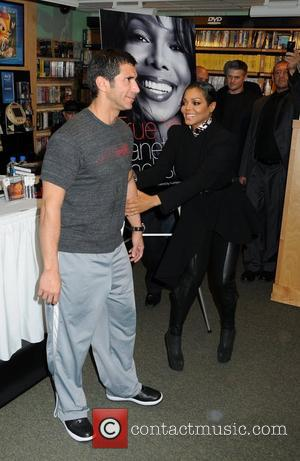 Janet Jackson attends her book signing for 'True You: A Guide To Finding And Loving Yourself' at Barnes and Noble...