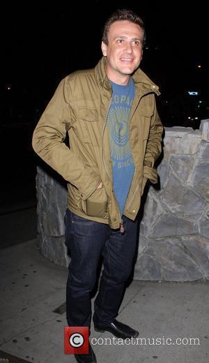Jason Segel leaves the Chateau Marmont hotel Los Angeles, California - 09.09.11