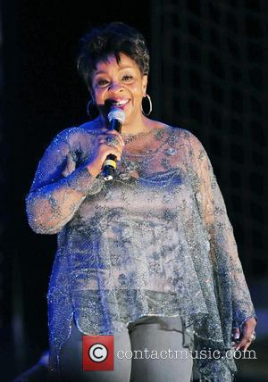 Gladys Knight performs at the 6th Annual Jazz In The Gardens at the Sun Life Stadium  Miami, Florida -...