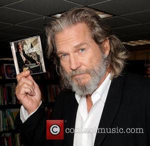 Jeff Bridges signs copies of his debut album 'Jeff Bridges' at Barnes & Noble book store New York City, USA...