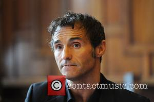 Marti Pellow  attends a photocall for the UK tour of 'Jekyll and Hyde' at the Palace Theatre Manchester, England...