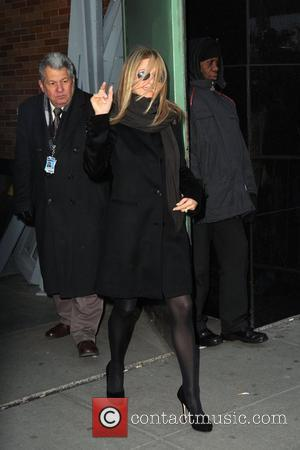 Jennifer Aniston and Midtown
