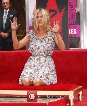 Jennifer Aniston and The Front